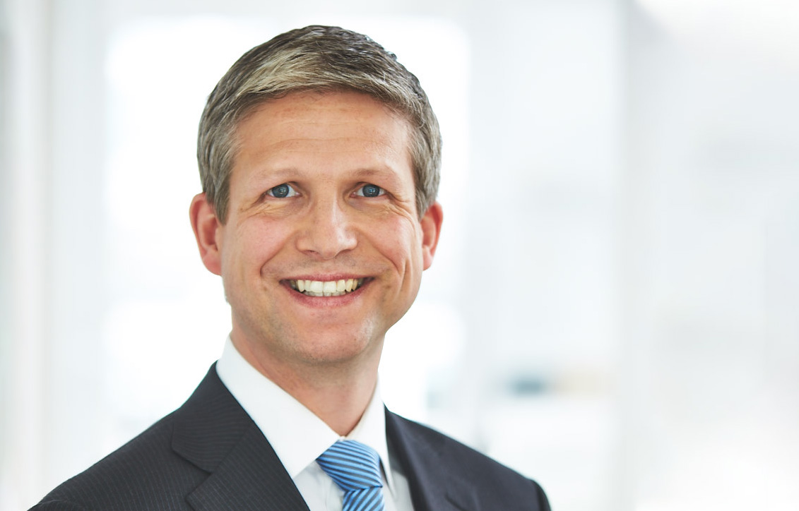 Portrait von Managing Partner Dr. Michael Heidecker - Stratfields GmbH & Co. KG -
